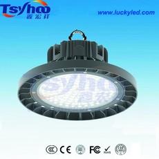 深圳大功率高棚灯厂家 工业改造用200W圆形工矿灯 UFO高棚灯