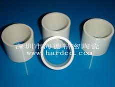 深圳市 加工 陶瓷轴套 耐磨 氧化锆陶瓷套
