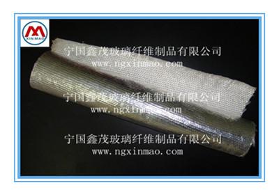 供应铝箔玻纤隔热管