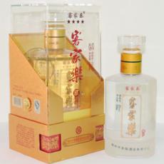 厂家直销 客家乐四星级藏酒白酒小锅米酒 客家特产好酒 米香型45度礼盒装