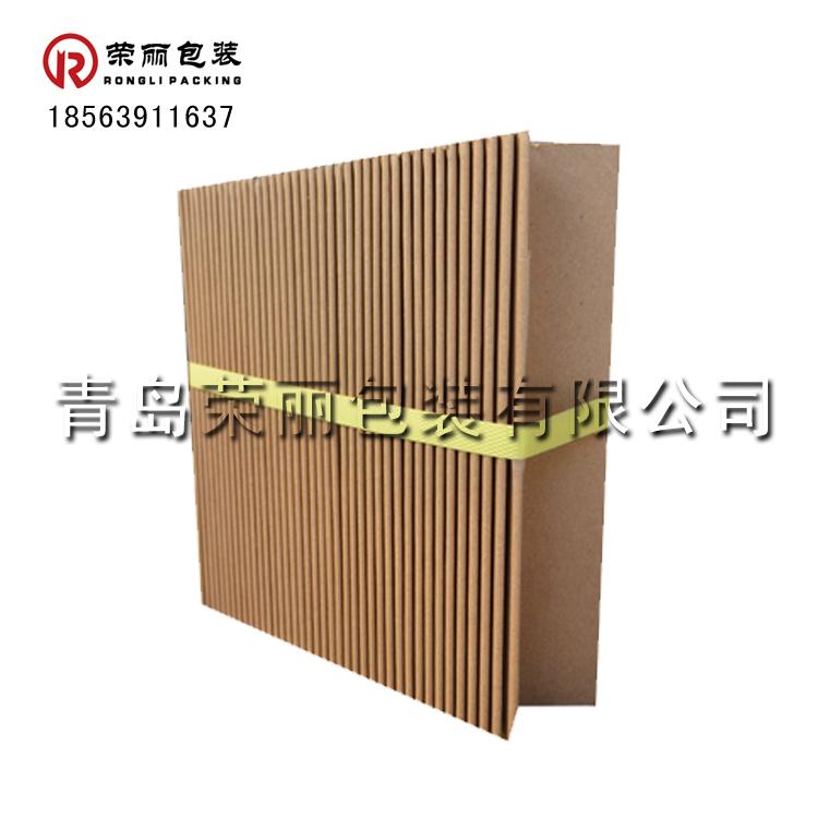 直销牛皮纸护角 枣庄滕州市厂家生产防挤压纸护角 规格可定做
