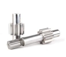 阜新荣丰液压配件 齿轮泵零件专业齿轮2组G泵模数5.0系列轴件加工