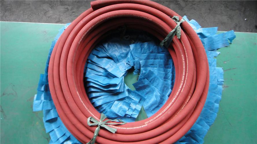 输送蒸汽及热水耐高温高压蒸汽胶管