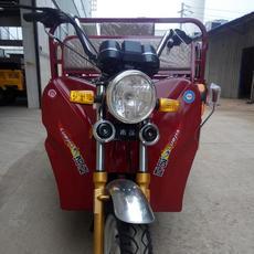 厂家直销 自动充电油电两用电动三轮车 油电混合动力三轮车