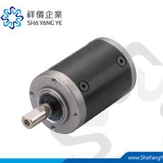 直径36MM行星减速箱 微型减速电机专用 SHAYANGYE齿轮箱IG36P