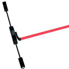 深圳WXA-3100下压式逃生锁 下压式防火门锁最低价多品牌