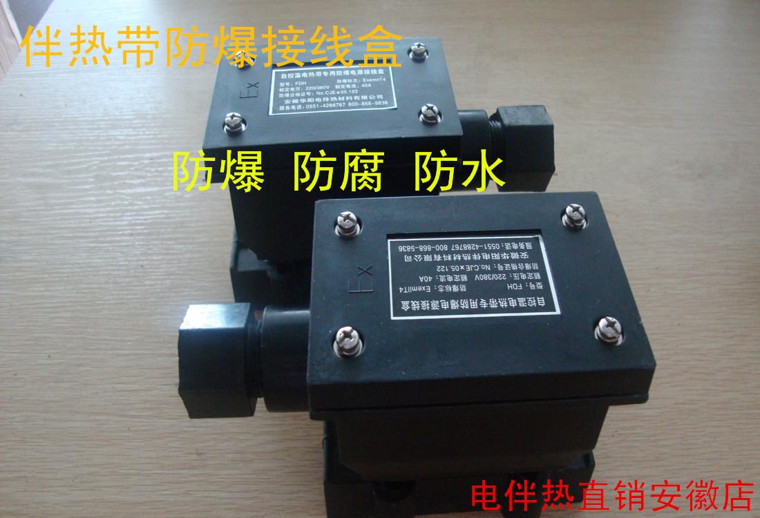 华阳供应电伴热接线盒 首端接线盒 接线盒价格 防爆接线盒