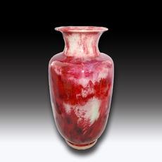 富贵瓶 直径19厘米 高38厘米 精品摆件 礼品 收藏品
