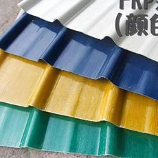 FRP防腐蚀瓦采光瓦玻璃钢纤维瓦高强度耐酸碱瓦抗冰雹耐用瓦