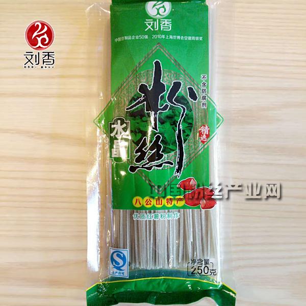 水晶粉丝 安徽淮南特产红薯粉丝细粉粉条丝干货250g