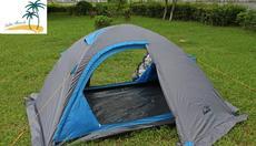 棕榈滩帐篷 户外休闲3-4人郊外露营 棕榈滩野营帐篷