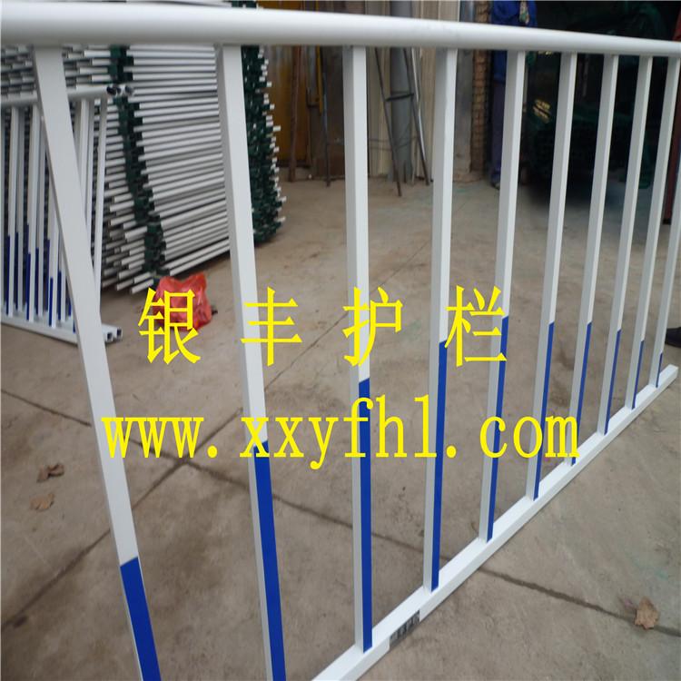 山西长治京式道路护栏|烤漆道路护栏|道路护栏设计图
