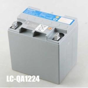 Panasonic松下LC-QA1224铅酸免维护阀控式蓄电池
