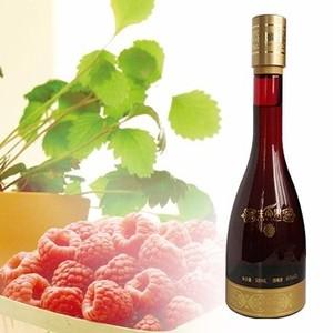 供应生命果树莓(覆盆子)45度酒红酒原浆水果酒