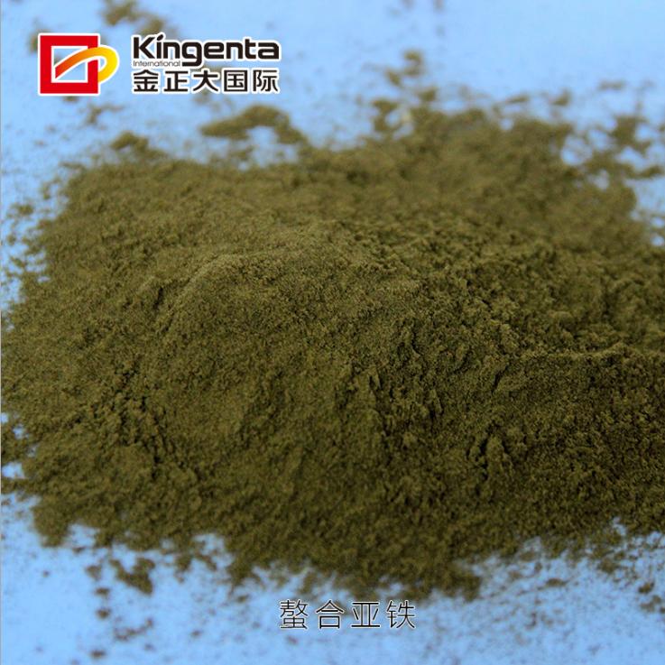 【厂家直销】金正大特肥原料 固体液体水溶肥添加剂 螯合亚铁