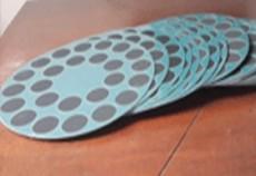 光电行业用 吸附垫、抛光布、无蜡贴