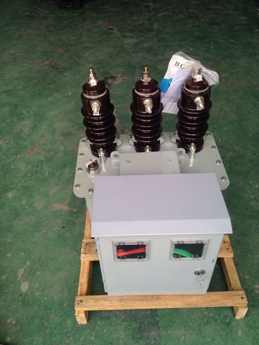 德力西供应:JLS4-10 户外组合高压计量箱
