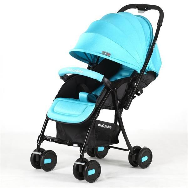 格诺卡轻便四轮婴儿推车可带上飞机旅行