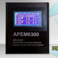 供应盈创力和以太网温湿度监控仪APEM-6300
