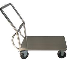 兰剑不锈钢推车平板车餐车治疗车酒水车医用器械车仓库拉货车