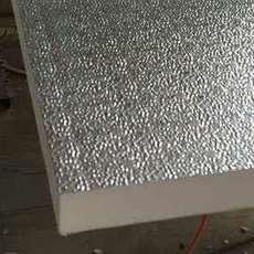 康杰隔音双面铝箔空调板价格 康杰彩钢酚醛风管板价格 酚醛复合风管制作安装