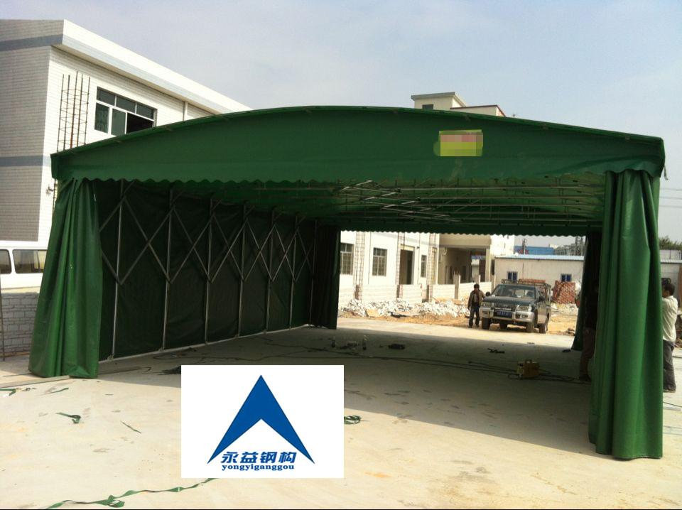 【专业水准】厂家优质直销推拉篷 品质保证 诚信服务
