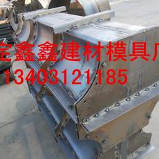 高速隔离墩钢模具技术创新 水泥隔离墩钢模具尺寸齐全