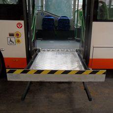 车用 WL-UVL轮椅升降机