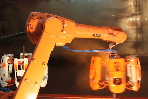 重庆喷涂机器人