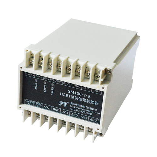 松茂 SM100-T-B DC4-20MA多变量输出转换器
