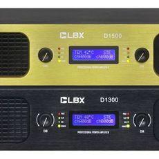 带显示屏大功率数字功放D-1500 户外演出专业音响 专业功放机
