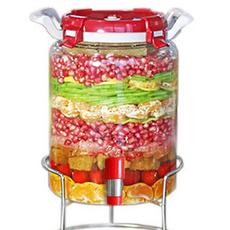 OEM制造公司 泡酒瓶  孝素罐 发酵素瓶子 储物罐 工厂代理