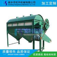 新乡供应筛分设备滚筒 宏升定制物料分离设备滚筒筛 优质产品