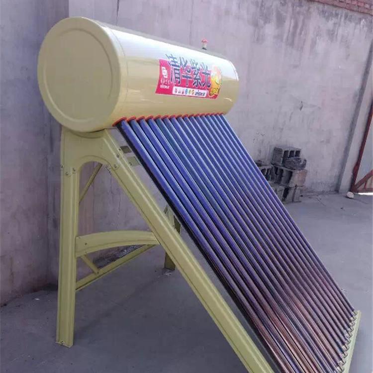 厂家批发清华紫光太阳能热水器 全国招商招代理 量大从优