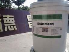 瓷砖防水剂 卫生间防水渗透剂 渗透型瓷砖防水液 不敲瓷砖做防水
