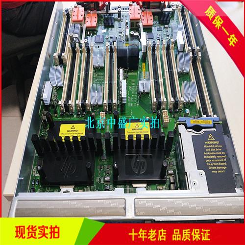 HP BL860C I4小型机_整机参数报价规格