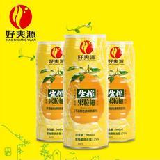 宝峰休闲食品 富含维生素蜜柚生榨果粒柚饮料 零食全国诚招代理 960ML