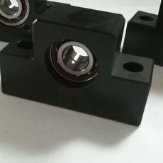 供应机床附件支撑座丝杆固定座  BK25华南区厂家现货直销