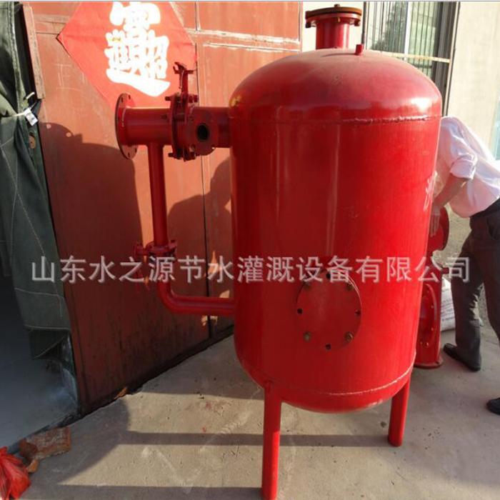 供应砂石过滤器 农业滴灌专用过滤器 过滤器组合