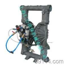 气动铝合金粉尘隔膜泵RG50、不锈钢隔膜泵、聚丙烯隔膜泵、PVDF隔膜泵