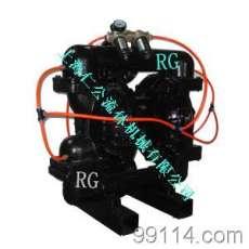 气动铝合金粉尘隔膜泵RG80、不锈钢隔膜泵、聚丙烯隔膜泵、PVDF隔膜泵