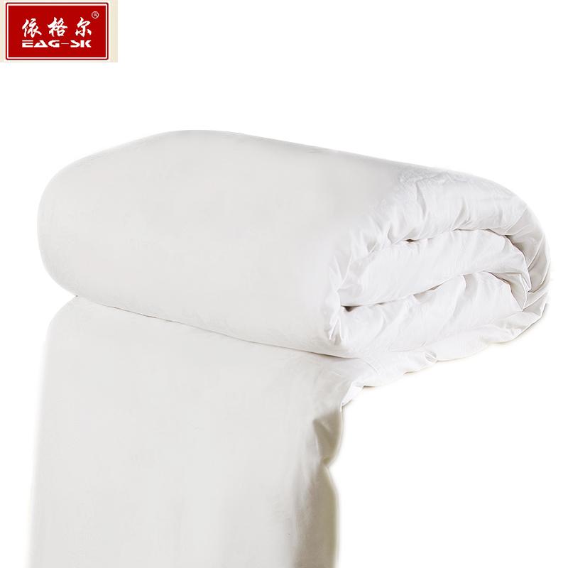 依格尔 生活出品 100%桑蚕长丝蚕丝被 200x230cm 双人蚕丝被 春秋被 净重2.25斤