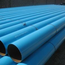 沧州通江管道供应内外环氧粉末防腐钢管(可定做6M管道)