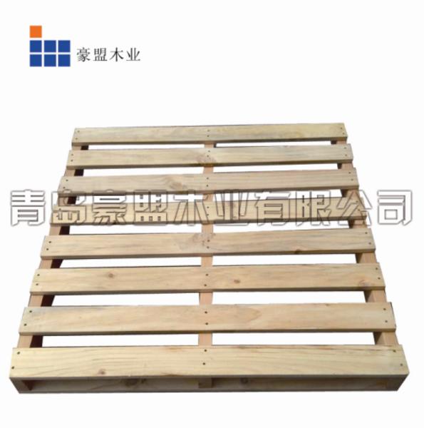 木托盘松木熏蒸批量特价定做尺寸规格青岛木托盘价格