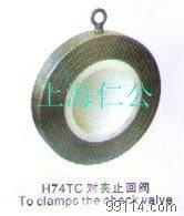 上海仁公H74TC陶瓷止回阀