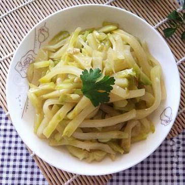 正宗涪陵绿陵食品出品 60g原味榨菜丝  开胃下饭好帮手