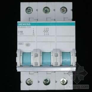 西门子5SJ6CR系列小型断路器,欢迎询价