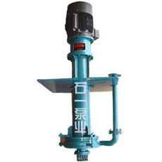 石家庄水泵厂 抽沙泵 石家庄工业泵厂 ZJL型液下立式渣浆泵