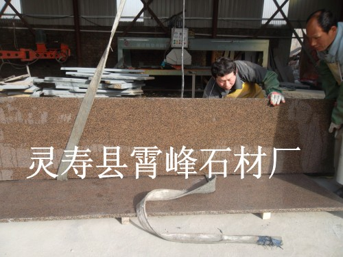 厂家直销兴县红石材 兴县红花岗岩价格 兴县红生产厂家 兴县红毛光板