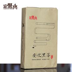 定聚兴黑茶 安化黑茶 传承350g黑砖茶